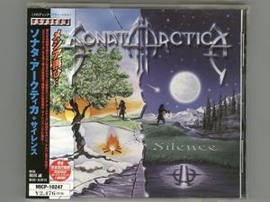 北欧メロパワ Silence サイレンス / Sonata Arctica ソナタ・アークティカ [Used CD] [MICP-10247] [w/obi] [管理No.2700329062315]