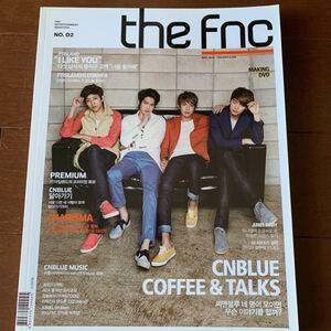 韓国雑誌 the FNC DVD付き CNBLE,FTISLAND