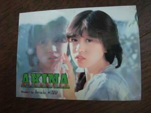 * Nakamori Akina * стикер 1 листов