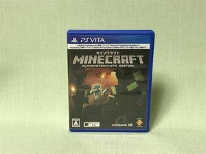 送料無料 マインクラフト PS Vita Minecraft マイクラ