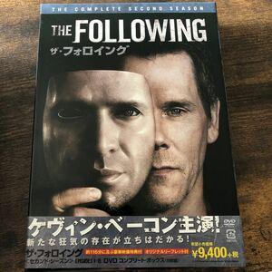 ザ・フォロイング〈セカンド・シーズン〉 コンプリート・ボックス [DVD]