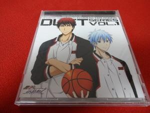 ■黒子のバスケ キャラクターソング DUET SERIES Vol.1 黒子テツヤ(小野賢章),火神大我(小野友樹) 【CD】■帯付き