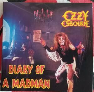 オジーオズボーン/Diary of a Madman(インポートCD2枚組)リマスター仕様:ランディーローズLIVE収録(美品)デジパック。