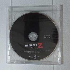 即決☆マジンガーZ INFINITY 初回限定生産版 Blu-ray スペシャル特典ディスク セット