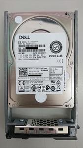 中古動作品 Dell 600GB 10K 12Gbps 2.5 SAS P/N: GTYCR