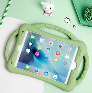 iPad 10.2インチ(第7世代/2019)ケース タブレットPC シリコンケース ソフトケース 背面カバー 耐衝撃 スタンドタイプ