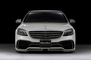 【WALD/BlanBallen】 Mercedes Benz Sクラス W222 後期ルック (17y~) 3点キット (バンパー/ヘッドライト/グリル) // 前期用 (13y~17y)
