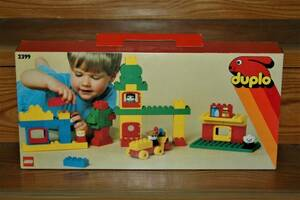 当時物 レトロ レア LEGO duplo レゴ デュプロ 2399 ビンテージ