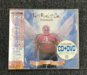 新品未開封CD☆ファットボーイ・スリム ザ・グレイテスト・ヒッツ(初回生産限定盤)(DVD付)/ EICP611