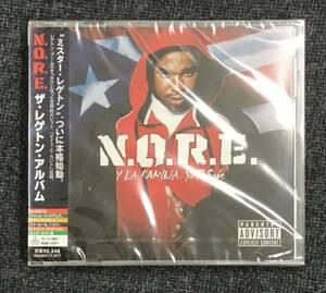 新品未開封CD☆N.O.R.E. ザ・レゲトン・アルバム/ UICD6118/