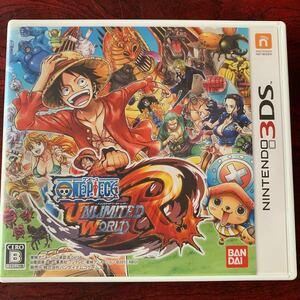 【3DS】 ワンピース アンリミテッドワールド R