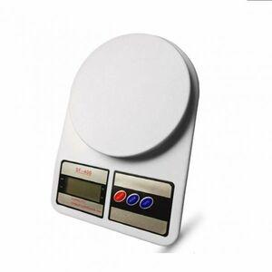 デジタル キッチンスケール 10kg / 1g SF-400 大型LCDディスプレイ A00922