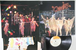 3DISCS LP Candy's Final Carnival Plus One 60AH4568 CBS Sony / 00750