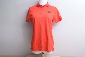 【程度良好 正規品】パーリーゲイツ PEARYGATES マスターバニー エディション レディース ポロシャツ 赤 サイズ2 Lサイズ MBE レッド