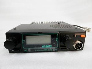アルインコ ALINCO DR-108U5 輸出用無線機 20CH 取説付き 受信機 省電力トランシーバー インカム ローバンド(410-430MHz) ハンディー機