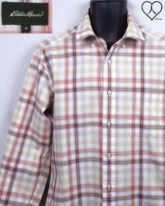 《郵送無料》■Ijinko★エディーバウアー Eddie Bauer★ M サイズ長袖シャツ