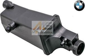【M's】E83 X3 / E46 3シリーズ /E53 X5 ラジエーター サブタンク//BMW 優良社外品 リザーバータンク 17117573781 1711-7573-781