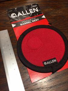 新品】Allen: 猟銃バレルレスト: 磁石でくっ付きバレル先の塗装保護: クレー射撃 シューティング 狩猟 ハンティング 散弾銃 ショットガン