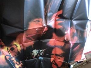 ★★★LP付属巨大ポスター シカゴ  SOPB 55051-54 縦120cm×横180cm