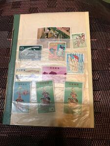 古切手 オリンピック記念切手 国民体育大会 中国切手 US切手 まとめ 遺品整理 消印付き/未使用