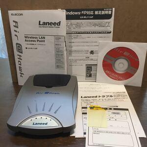 ELECOM Laneed LD-WL11/AP 無線LAN
