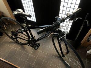 ルイガノ シャッセ 370mm 24段 LOIS GARNEAU CHASSE クロスバイク スポーツ ロードバイク 自転車 アルミ 軽量 サイクリング