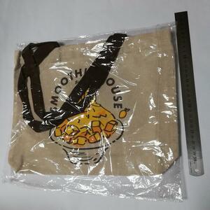 ★ エコバッグトートバッグ マンゴー かき氷 台湾 コットンバッグ