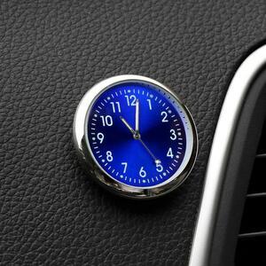 車の装飾電子メーターカークロック時計自動インテリア飾り自動車ステッカー時計インテリア車のアクセサリー