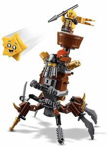 新品 正規品 希少 LEGO レゴ ムービー2 ロボヒゲ ロボ髭 マドックス スター 3体セット ミニフィグ LEGO MOVIEフィギュア ブロック