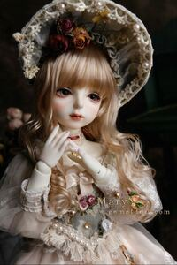 Gem Of Doll ドール bjd 1/4 球体関節人形 Mary