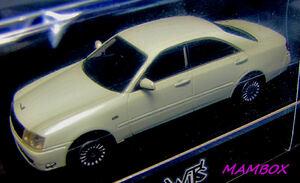 【フリマ】WIT`S☆1/43 W564 セドリック 300LV ホワイトパール