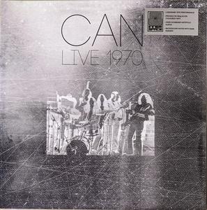 Can - Live 1970 手書き番号入り限定二枚組シルバー・カラー・アナログ・レコード