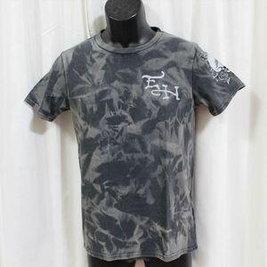 エドハーディー ED HARDY メンズ半袖Tシャツ Lサイズ TT555 新品