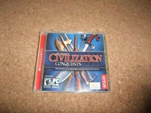 [PC][送100円~] Civilization 3 Conquests Expansion Pack (拡張パック) 輸入版