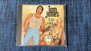 Tom Jones - The Lead And How To Swing It CD トム・ジョーンズ 恋はメキ・メキ