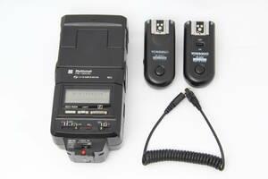 ストロボ YONGNUO RF 603C Ⅱ 中古 CANON用 リモートスイッチ レリーズ ケーブル EOS 10D 20D 30D 5D 6D 50D D60 1D 7D 5Dsr 1D