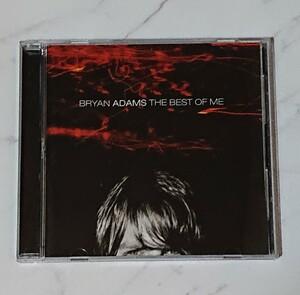 BRYAN ADAMS 「THE BEST OF ME」の輸入盤CD
