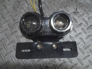 ヤマハ SRV250 4DN 社外 テール ナンバープレート付 検索 I-1 YAMAHA ルネッサ SRV250S ビラーゴ250 3DM SR400 1JR ドラッグスター250 SRX