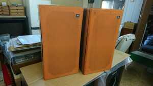 JBL L26オレンジ色メンテ品