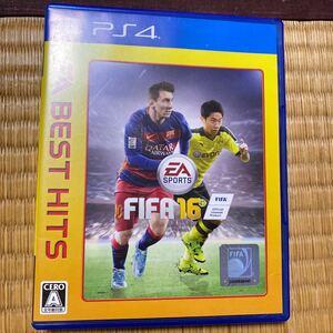 【PS4】 FIFA 16 [EA BEST HITS]