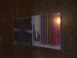 CD THE STROKES ストロークス FIRST IMPRESSION OF EARTH ステレオフォニックス 2枚セット フジロック