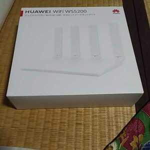 ☆ HUAWEI WiFi WS5200無線LAN ルーター AC1200 ビームフォーミング デュアルコアCPU☆