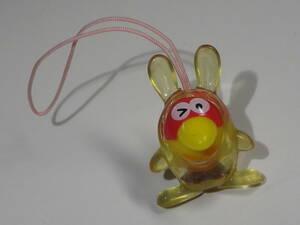 キョロちゃん ストラップ 森永製菓 チョコボール マスコット キャラクター ウサギ バージョン 着ぐるみ うさぎ