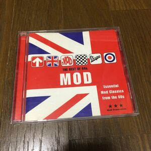 Various The Best Of 60s - Mod EU盤CD