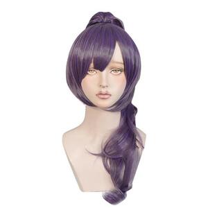 色づく世界の明日から 月白 琥珀 つきしろ こはく 風 コスプレウィッグ かつら カツラ cosplay wig 耐熱ウィッグ 変装用ウィッグ