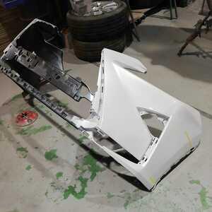 レクサス RX フロントバンパー フロントバンパーカバー 52119-48D40-AD