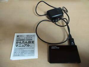 WiMAX Speed WiFi GATEWAY URoad-7000 SS モバイルルーター ジャンク品 ジャンク品 動作未確認