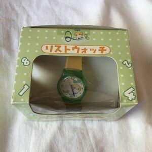 新品 コン動物 リストウォッチ セガプライズ 未使用 腕時計 緑 SEGA アミューズメント景品 プライズ品