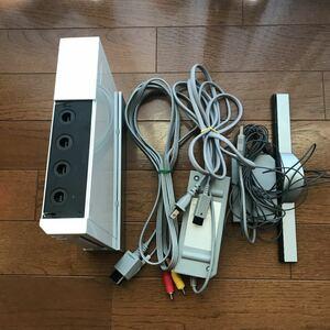 Wii 本体 コード類完備 任天堂