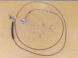ダイハツ タント カスタムRS L375S - フューエルリッド 給油口 オープナー ワイヤー レバー - 469-080-B